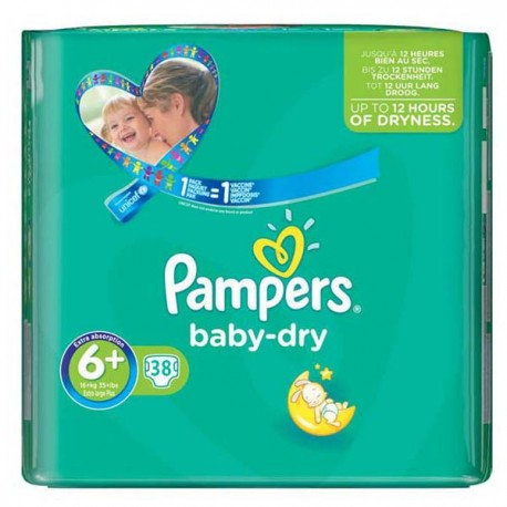 Bon de reduction pampers baby dry - Reduction couches pampers a imprimer ...