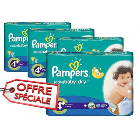 742 couches pampers active baby dry taille 4 petit prix sur couches center - Couche pampers baby dry taille 4 ...